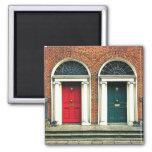 Georgian Doors Magnet