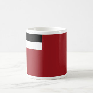 Georgian flag coffee mug