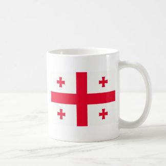 Georgian Flag Coffee Mug
