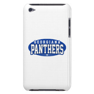 Georgiana High School Panthers iPod Touch Case