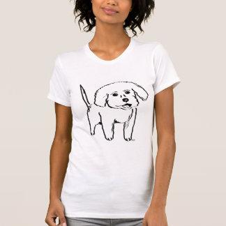Georgie the Bichon Frise T-Shirt