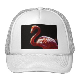 Georgous Flamingo Trucker Hats