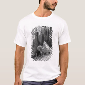 Geraint and Enid Ride Away T-Shirt