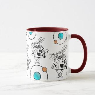 Gerald G Rabbit - Alice in Wonderland Mug