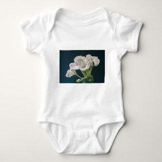 geranium baby bodysuit