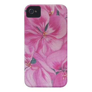 Geranium Case-Mate iPhone 4 Cases