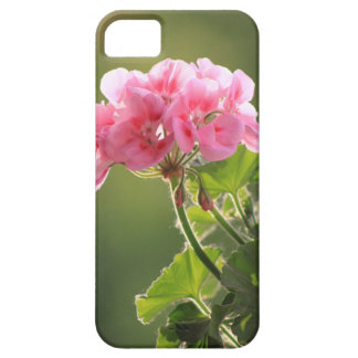 geranium iPhone 5 cover