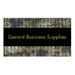 Gerard Business Supplies Double-Sided Standard Business Cards (Pack Of 100)