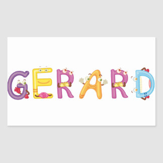Gerard Sticker