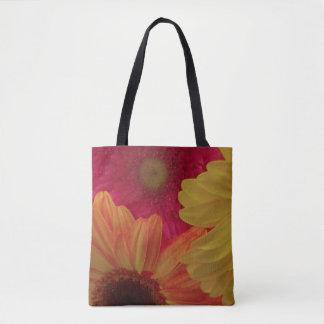 Gerber Daisy Garden Tote Bag