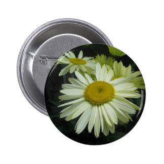 Gerber Daisy Shining Bright 6 Cm Round Badge