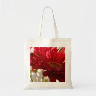 Gerbera #13 - Budget Tote Canvas Bags