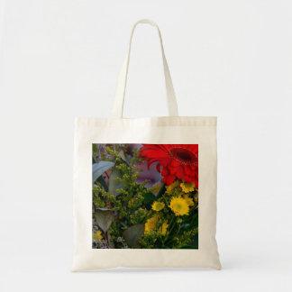 Gerbera #19 - Budget Tote Bag