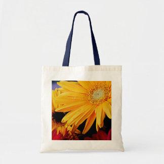 Gerbera #25 - Budget Tote Bag