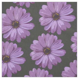 Gerbera Asteraceae - Fabric