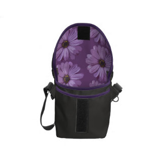 Gerbera Asteraceae - Messenger Courier Bag
