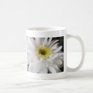 Gerbera Daisy 13 Basic White Mug
