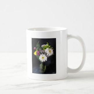 Gerbera Daisy 14 Basic White Mug