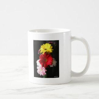 Gerbera Daisy 2 Basic White Mug