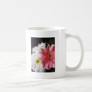 Gerbera Daisy 4 Coffee Mugs