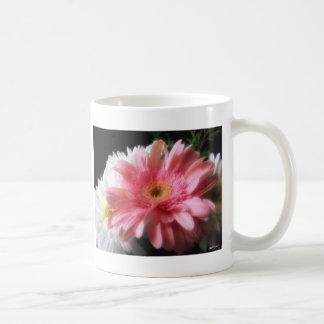 Gerbera Daisy 5 Basic White Mug