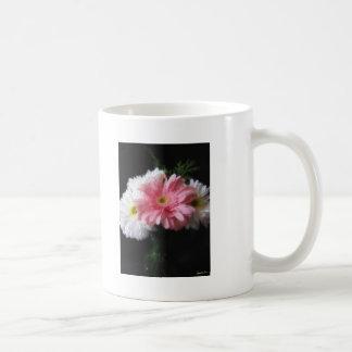 Gerbera Daisy 6 Basic White Mug