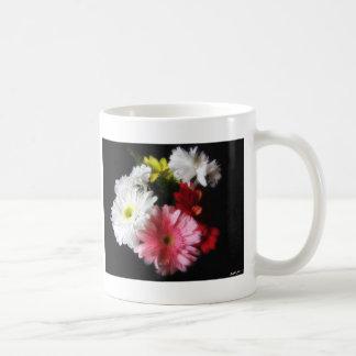 Gerbera Daisy 9 Basic White Mug