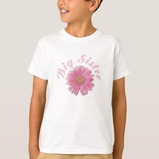 Gerbera Daisy Big Sister T-shirts