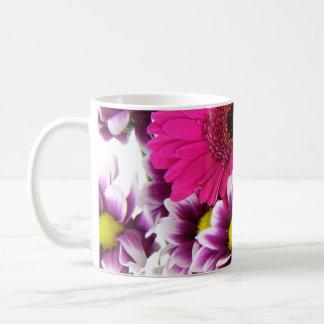 Gerbera Daisy Bouquet Mug