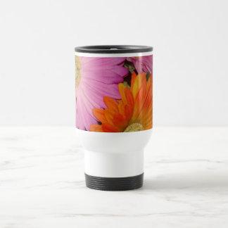 Gerbera Daisy Garden Stainless Steel Travel Mug