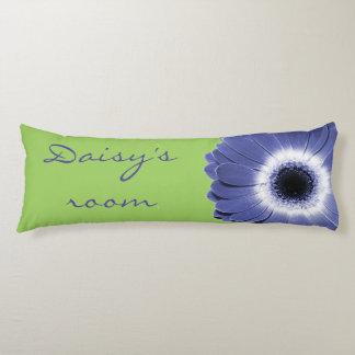 gerbera daisy home decor girl's room pillow body cushion