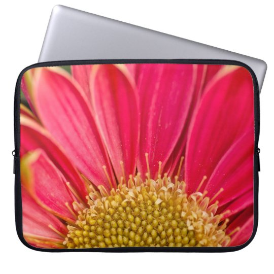 Gerbera Daisy Laptop Sleeve