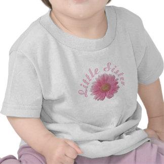 Gerbera Daisy Little Sister T-shirts Tee Shirts