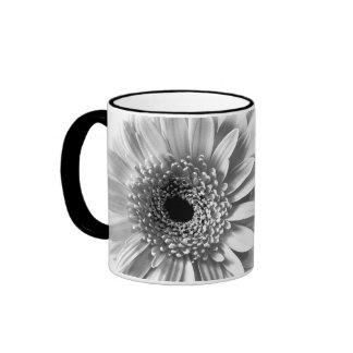 Gerbera Daisy Ringer Mug