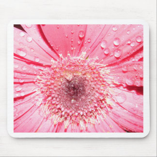 Gerbera Flower Mouse Pads