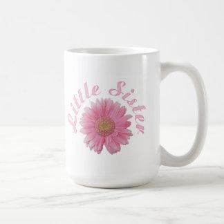Gerbera Little Sister Basic White Mug