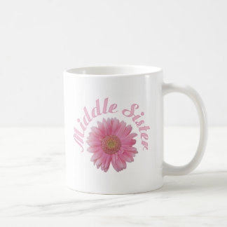 Gerbera Middle Sister Coffee Mug