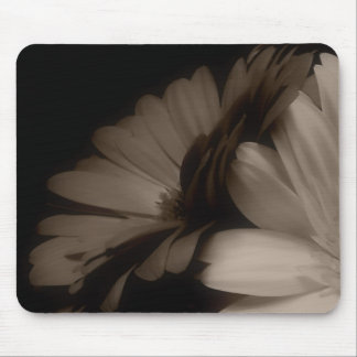 Gerbera mousepad