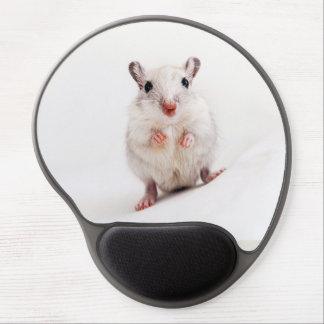 Gerbil Baby Animal Cute Pet Gerbils Template Gel Mouse Pad