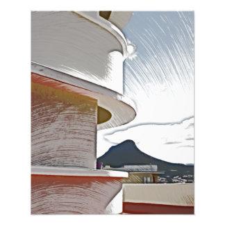 Geriva Mansions Cape Town Photo Print