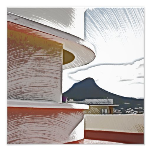 Geriva Mansions, Cape Town Photograph