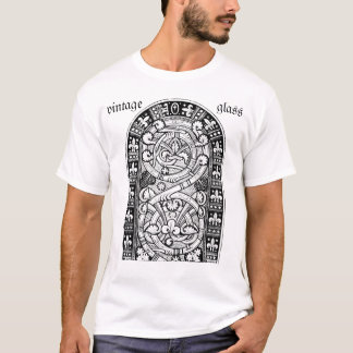 Germain Roman stained glass T-Shirt