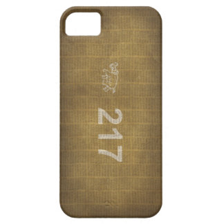 German 502nd Heavy Panzer Battalion iPhone 5 Cases