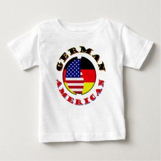 german america baby T-Shirt