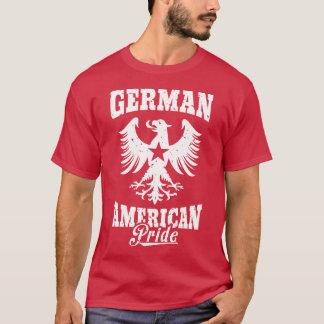 German American Pride Eagle Symbol T-Shirt