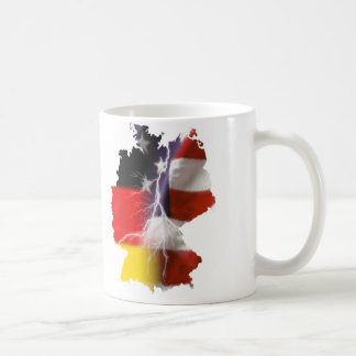 German American Unity Coffee Mug