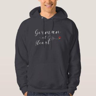 German At Heart Hoodie, Germany Hoodie