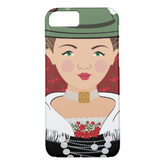 German Bavarian Matryoshka Case