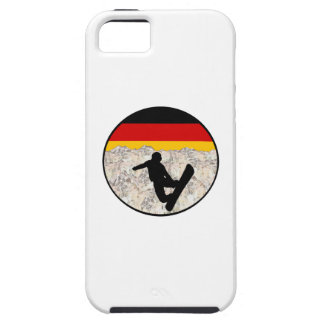 German Boarders Case For The iPhone 5