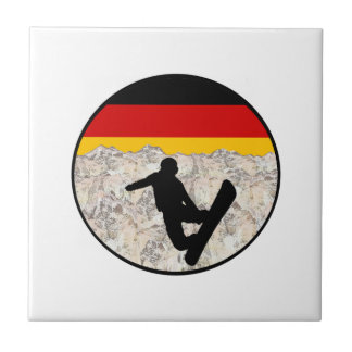 German Boarders Ceramic Tile